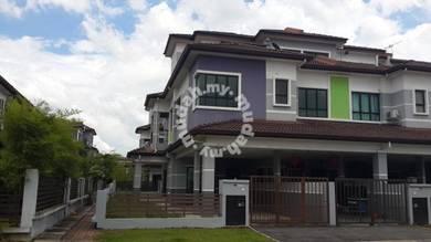 New Town House, Corner Lot,One Residency Batu Kawa