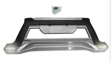 Nissan NAVARA NP300 ABS Bumper Guard with LED