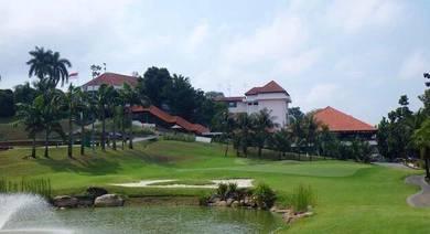 Land Taman Tiara Golf Club ,Jalan Gapam Ayer Keroh Melaka