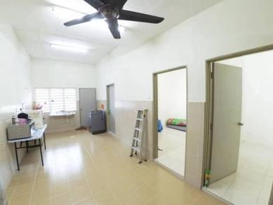 Rumah Teres FREEHOLD Setingkat Taman Desa Kencana Meru Klang