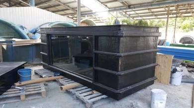 Arowana Tank ( Fiberglass )