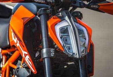 KTM Duke 390 ABS WITH KTM ORIGINAL JACKET-MOTOSING