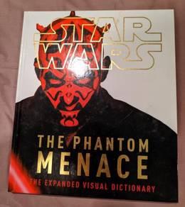 Star Wars visual dictionary book