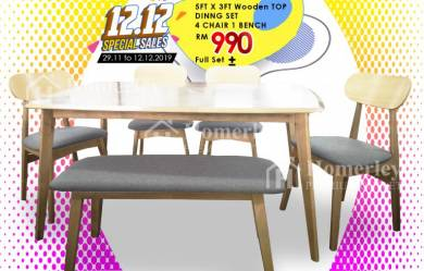 Fashion Dining Set (Multiple Choice)
