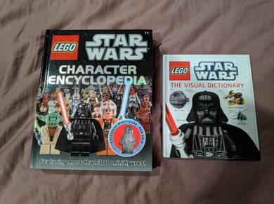 Lego Star Wars encyclopedia and visual dictionary