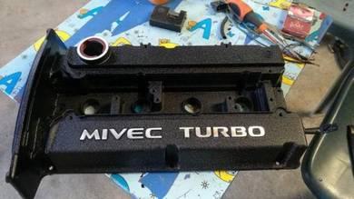 Valve cover mivec turbo evo ct9a cp9a ce9a subaru