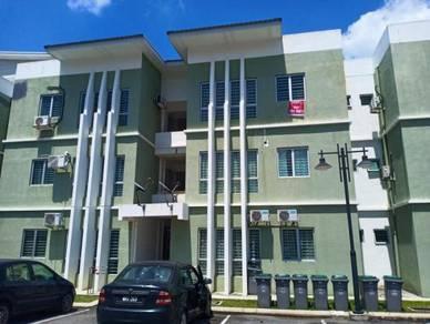 PARTIALLY FURNISHED  Bayu Residence 1 Nilai