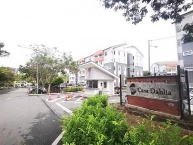 NEGO  Casa Dahlia Apartment Salak Tinggi Sepang
