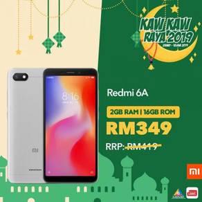 XIAOMI Redmi 6 (3GB RAM | 32GB ROM)JUALAN RAYA