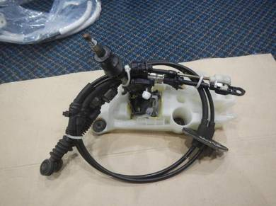 Evo 9 shifter & cable set