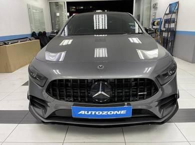 Mercedes w177 amg a35 sedan bodykit