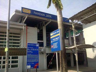 Bilik Shop Apt dkt LRT Pandan Jaya, Kolej Cybernetic, KUPTM, YPC Malur