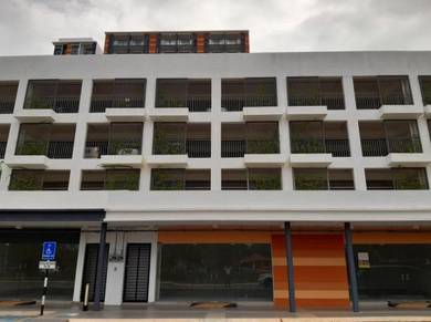Timurbay Kuantan Shop Prominent frontage