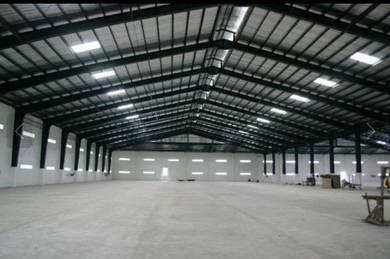 Factory Tuanku Jaafar Industrial Estate Seremban Senawang