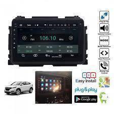Honda hrv 17-19 9* android car player 1RAM 16G Low
