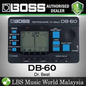 Boss DB-60 Dr Beat Portable Electronic Metronome