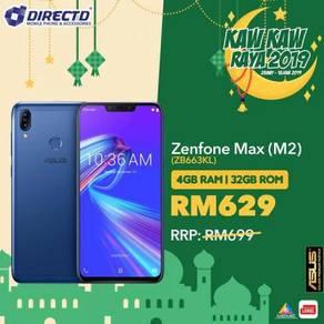 ASUS ZenFone Max M2 (4GB RAM   32GB ROM)MYSet