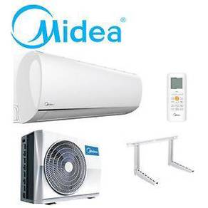 1hp new midea aircond air cond*offer promo 699