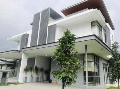 New House 3 Storey Semi D Kota Kemuning Shah Alam