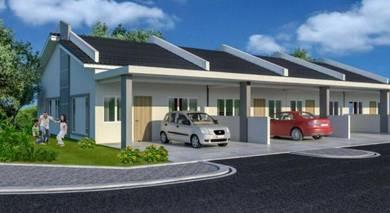 HAK KEKAL MILIK ! Rumah Teres Satu Tingkat di Kapar, Klang