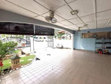 END LOT Single Storey Taman Saga Ampang Selangor