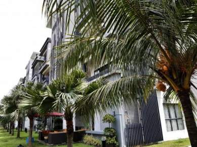 Swiss garden residence Kuantan Awesome Sea View Ground Level 2 Villa