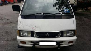 Nissan Vanette C22 (M) Window van 2005