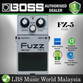 Boss FZ-5 Fuzz Guitar Effect Pedal Foot Switch