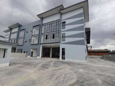 New Launch 3 Storey Factory Warehouse Shah Alam  Selangor