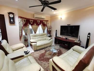 Full renovation full loan double Storey at Taman Sentosa Klang Selango