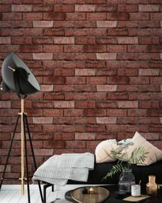 Wallpaper bricks