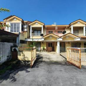 FLEXIBLE DEPO 22X65 2 Storey Terrace House Taman Universiti Bangi UKM