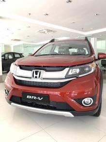 2018 Honda BR-V 1.5 E - V (A) MERDEKA-FULON