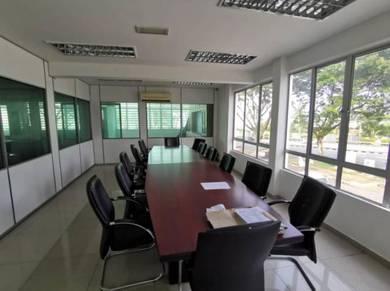 Kuantan Avenue Jalan Beserah Renovated Corner Office Mezz floor