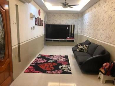 [FREEHOLD, MURAH & RENO] 1.5 Storey Terrace at Meru Klang