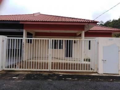 [MURAH & LUAS] Semi D intermediate Terrace Bukit Lada Kerdau Temerloh
