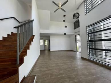 Rimbunan hijau | end corner terrace | 3 floors | ums | sulaman | kota
