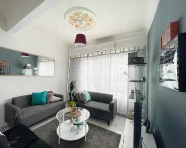 (GROUND FLR, GAJI BERSIH 2,200) Apt Astana Alam 3 - Rumah Cantik