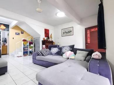 100% Full Loan Renovation Double Storey at Taman Sentosa Under Value
