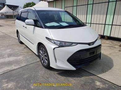 2017 Toyota ESTIMA 2.4 AERAS PREMIUM EDITION