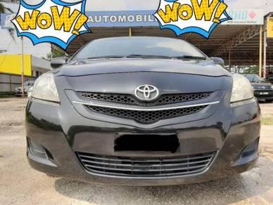 2009 Toyota VIOS 1.5 J (M)