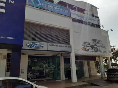 Kuantan Avenue 2 shop lots facing Jalan Beserah Kuantan