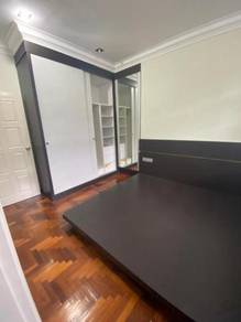 BANDAE SERI ALAM, Double Storey For Rent , Partially Funished