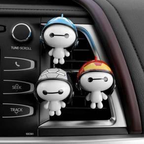 Baymax Car Air Vent Perfume Freshener Accessories