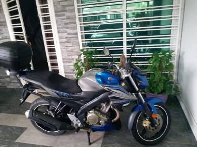 Motor Yamaha Fz150i tip top condition