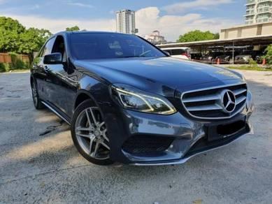 2014 Mercedes Benz E300 BLUETEC HYBRID 2.1 (A)