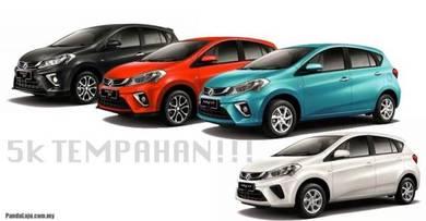 2019 Perodua MYVI 1.3 G (A)