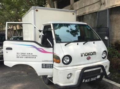 Lorimas inokom au26 (box van)