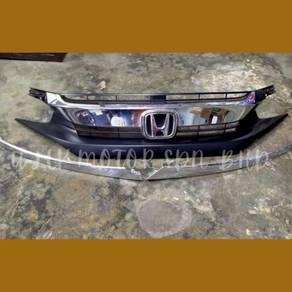 Honda Civic 2016 Grille, Grille Moulding 1 Set