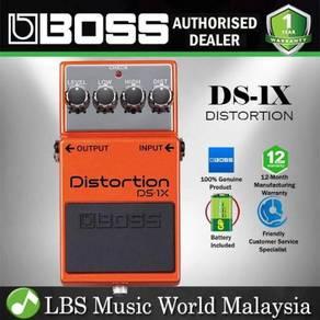 Boss DS-1X Distortion Guitar Effect Pedal